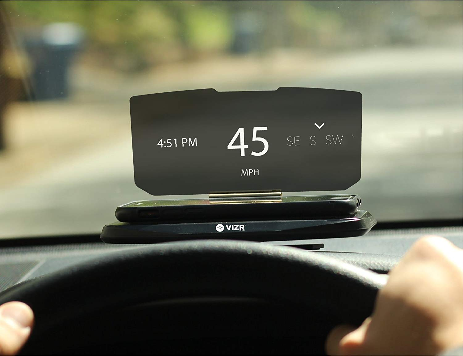 vizr heads up display reviews