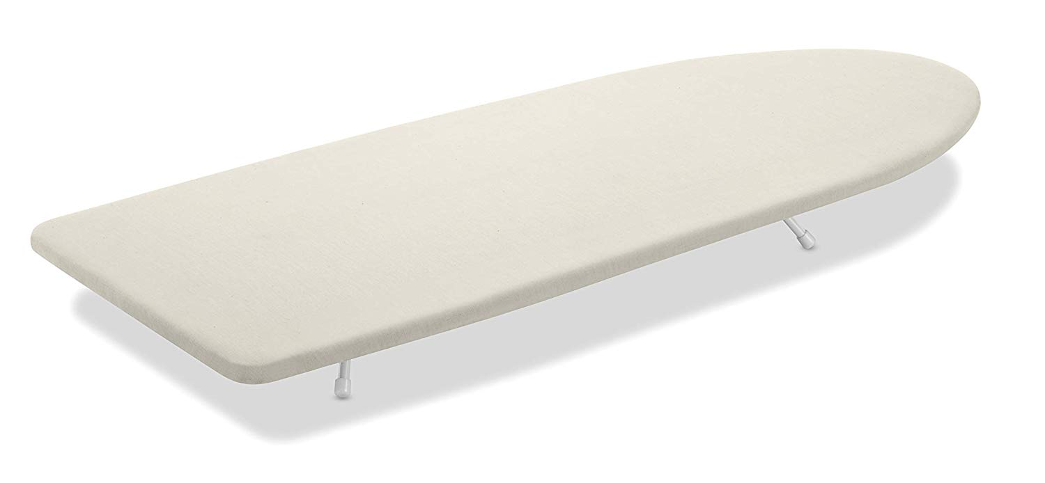 ironing board with seat