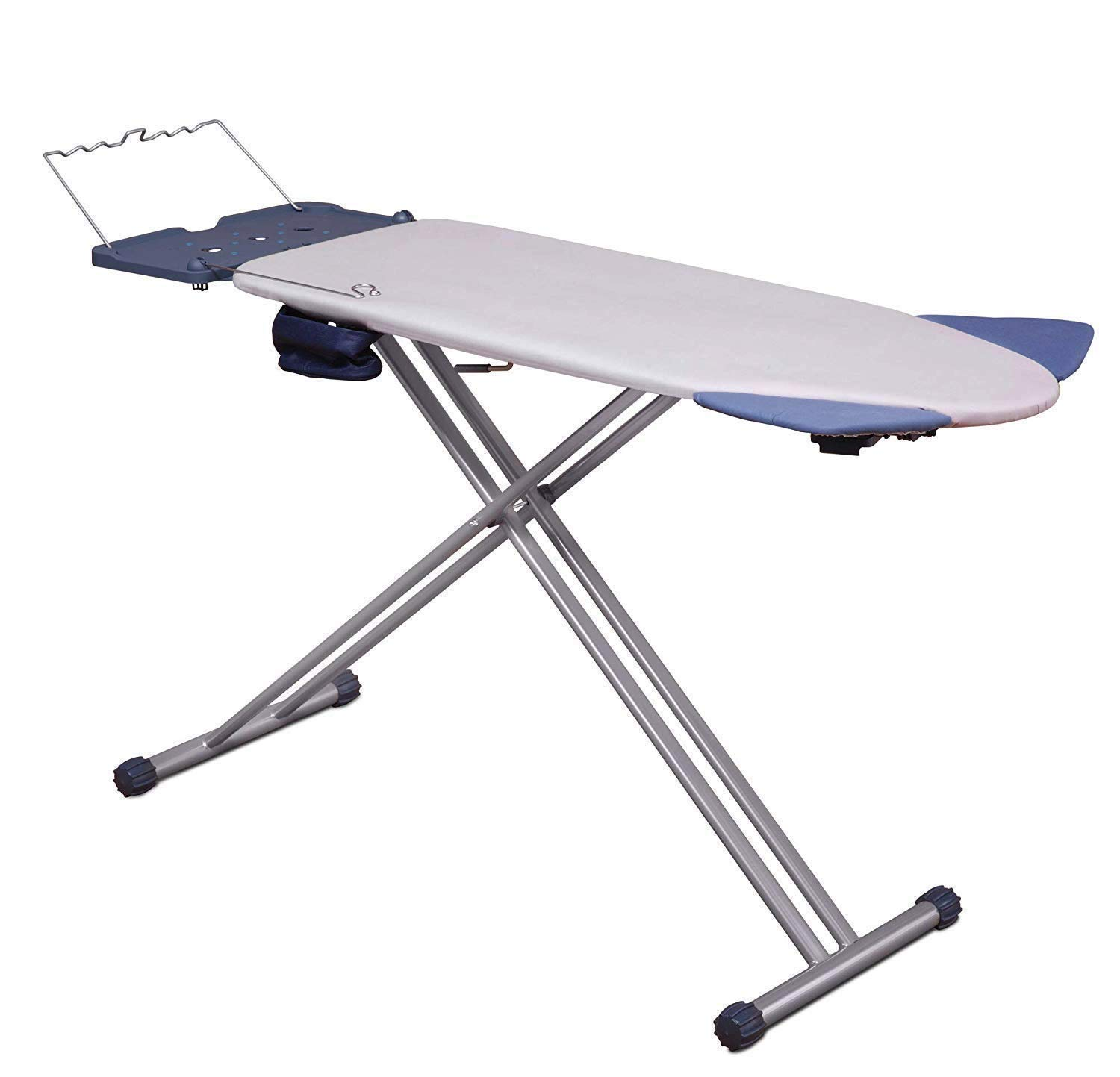 ironing board with shoulder wings