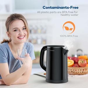 BPA Free electric Kettle