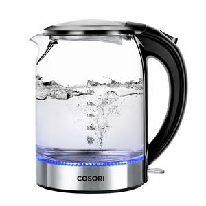 Electric kettle for water