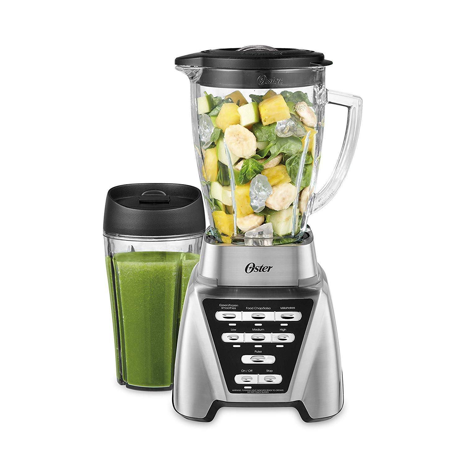 Best smoothe jar with cup