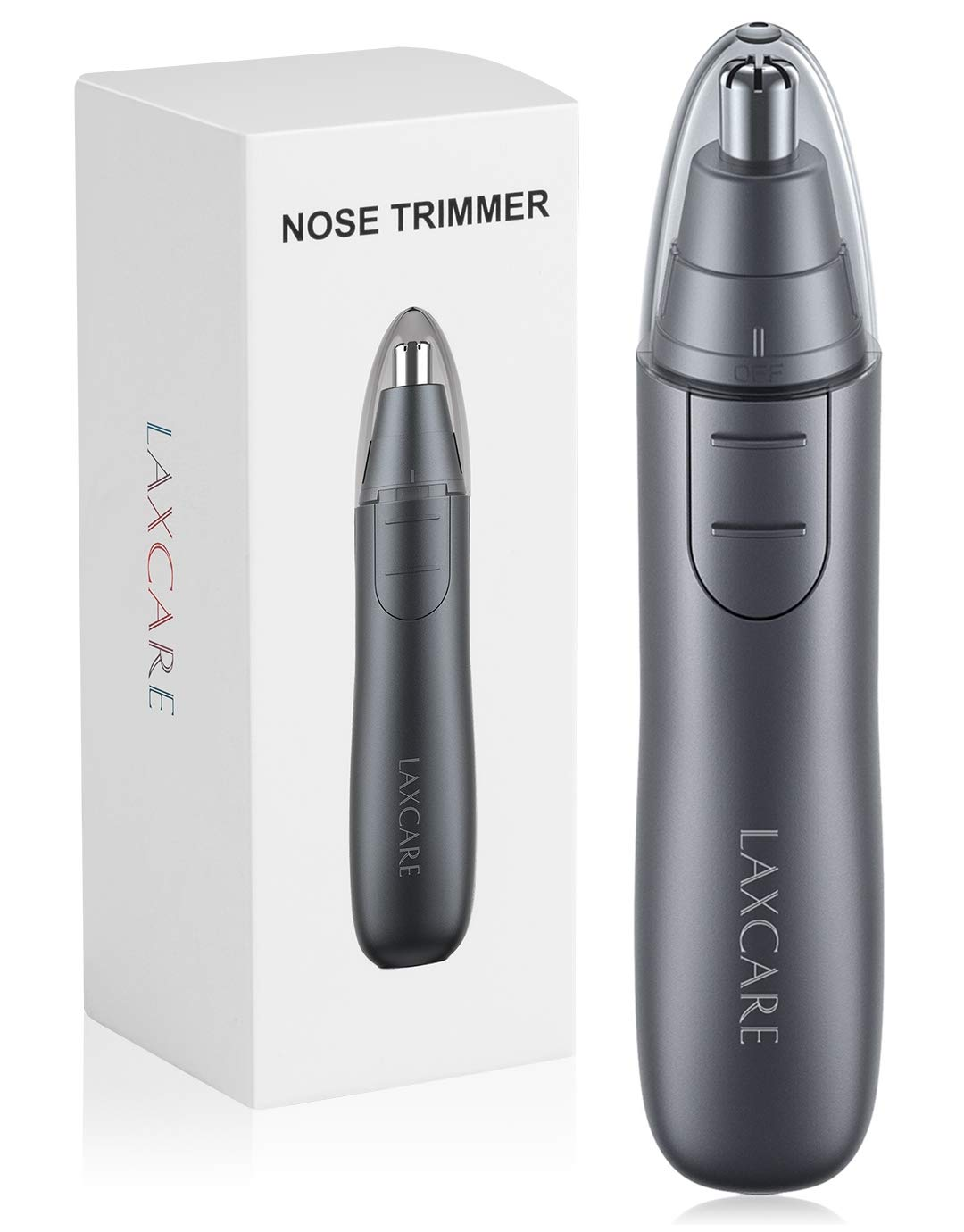 Nose and hair trimmer