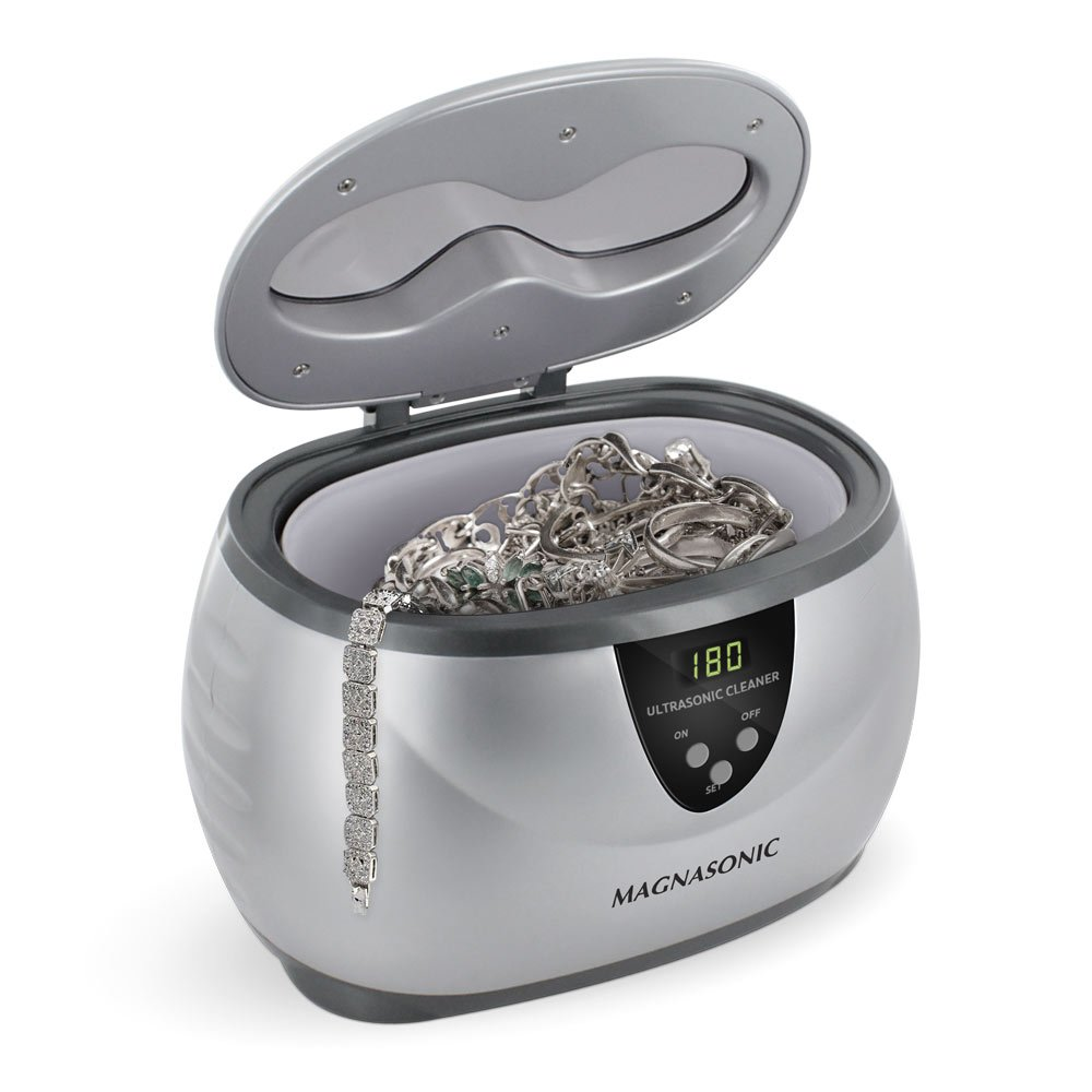 Ultrasonic jewellary cleaner