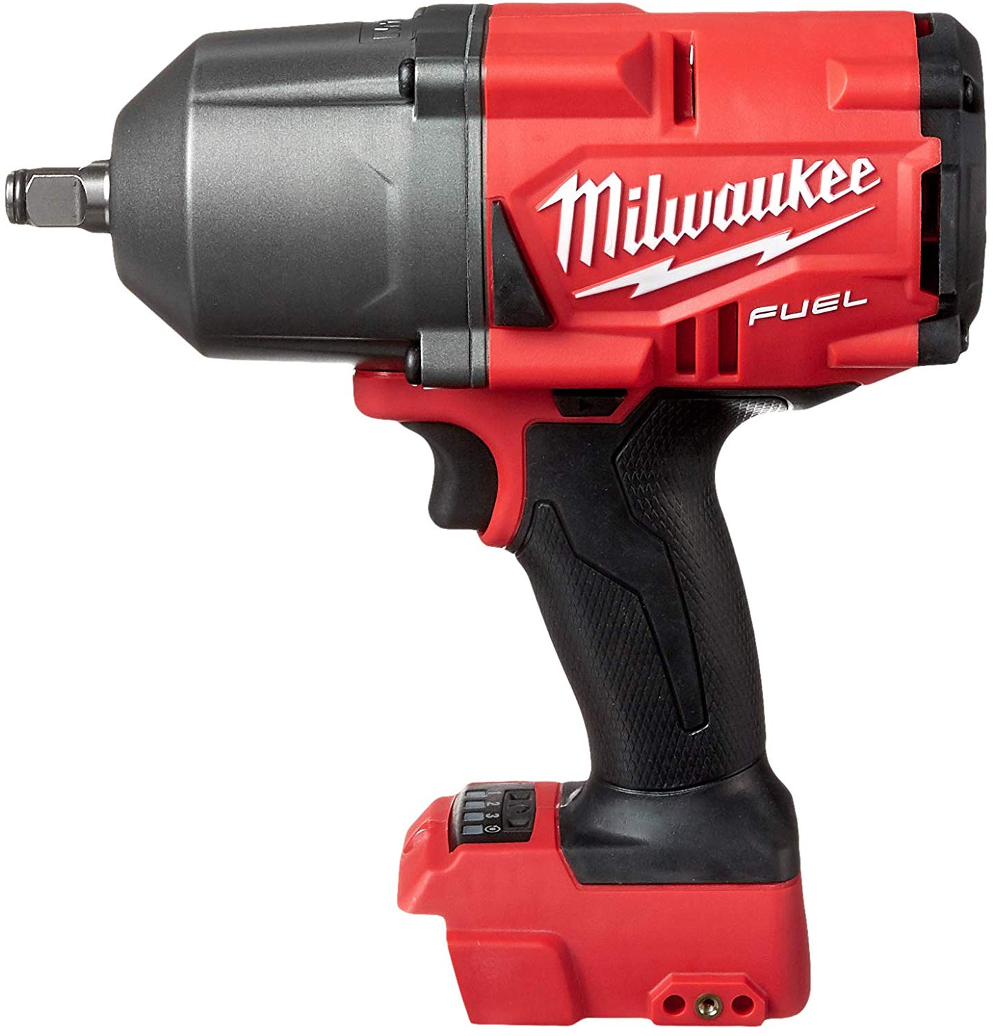 Top impact wrench
