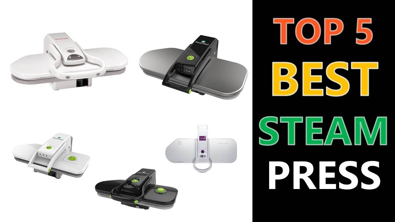 5 Best Steam Press